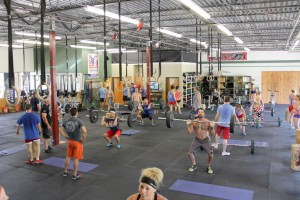 CrossFit Workout 8/14/19 Wednesday