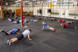 CrossFit 11/4/19 Monday