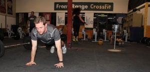 CrossFit Workout 9/16/19 Monday
