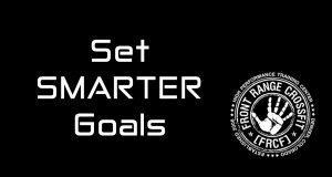 Set SMARTER Goals