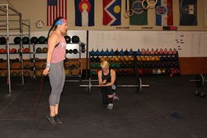 CrossFit Workout 9/17/19 Tuesday