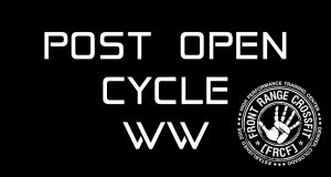 POST OPEN CYCLE WW