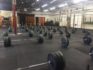 CrossFit Workout 10/8/19 Tuesday