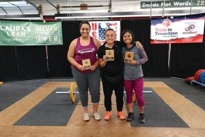 FRCF Spring Weightlifting Meet 2019