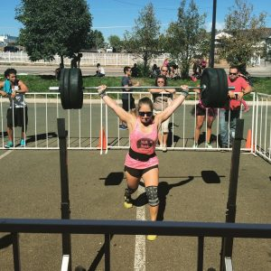 CrossFit Workout 8/16/19 Friday